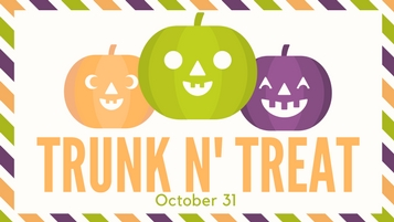Community Church Trunk & Treat